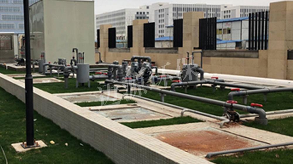 洗来乐工业园区废水处理